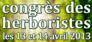 Le premier congrès des herboristes – Interview d'Augustin de Livois