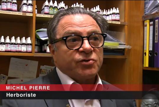 Michel Pierre de l'herboristerie du Palais Royal condamné en appel