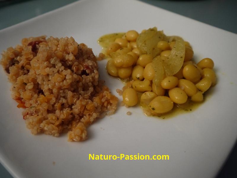 Coco Paimpol duo quinoa lentilles corail_Naturo-Passion