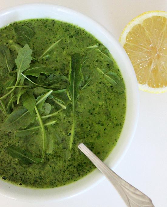 Soupe Détox