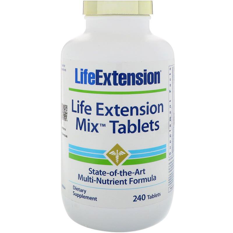 Life Extension Mix Tablets